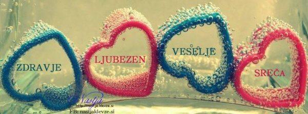 Vrednote; Sreča, Zdravje, Ljubezen, Veselje 2