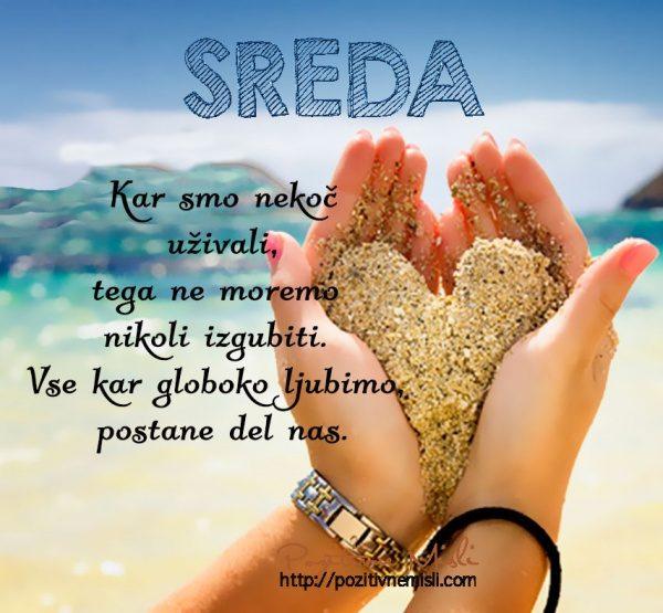 SREDA - Kar smo nekoč uživali