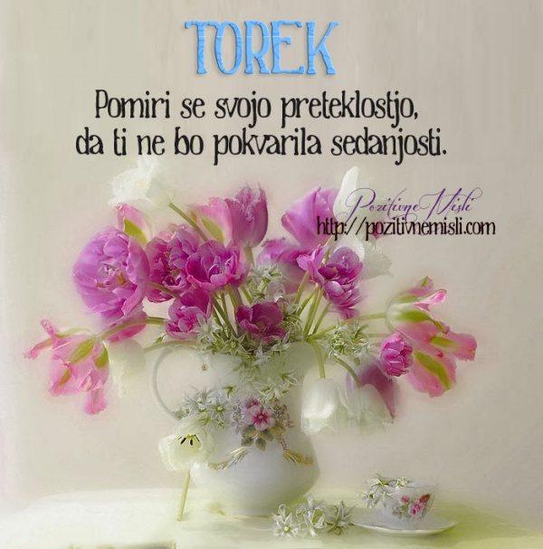 TOREK - Pomiri se svojo preteklostjo