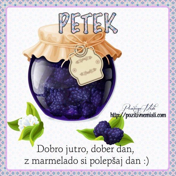 PETEK - DOBRO JUTRO