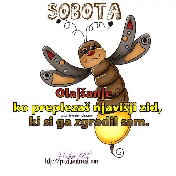SOBOTA - Dobro jutro  -