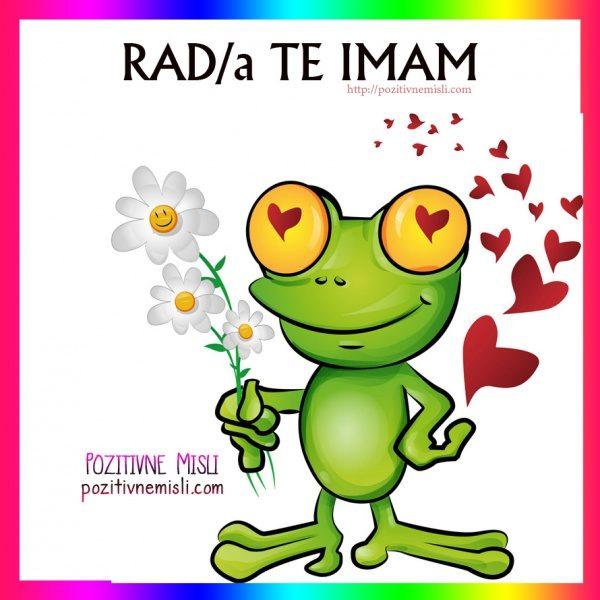 RAD-a TE IMAM
