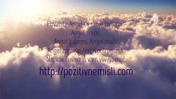 Povabite angele v svoje življenje