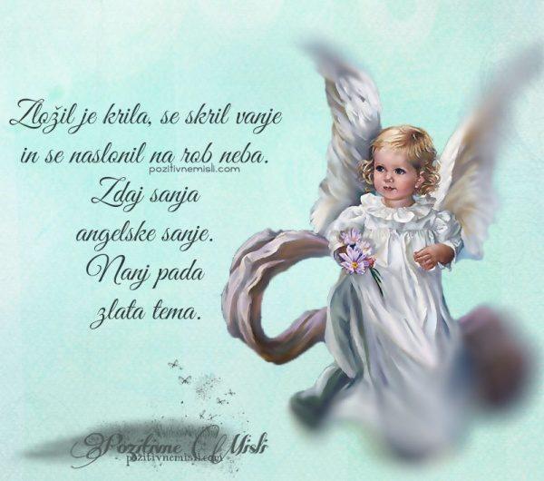 Tone Pavček -  Speči angel