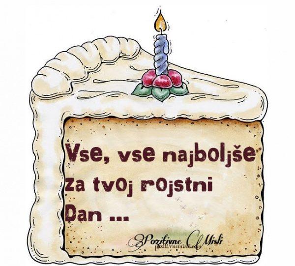 Vse najboljše za rojstni dan