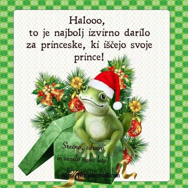 Halooo, to je najbolj izvirno darilo za princeske, ki iščejo svoje prince!