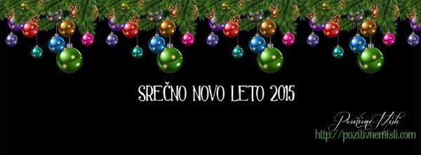 Srečno novo leto  - Misli za NOVO LETO