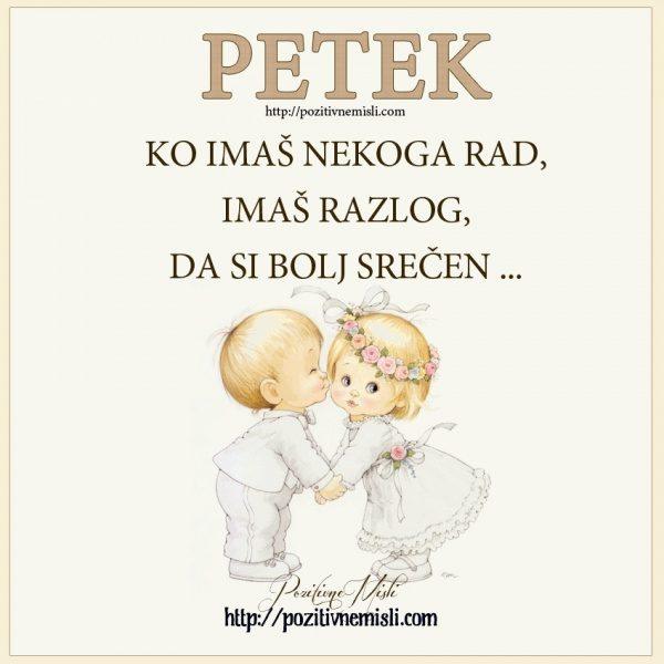 PETEK - KO IMAŠ NEKOGA RAD