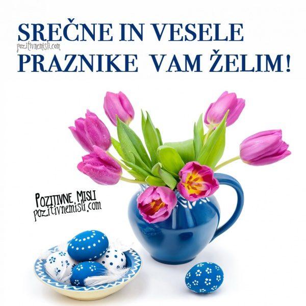 Srečne in vesele praznike  vam želim!