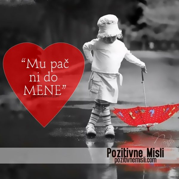 Mu pač ni do mene