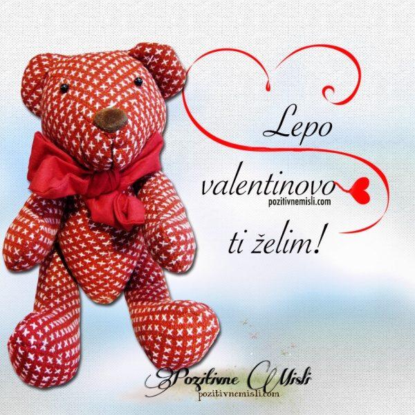 Lepo valentinovo ti želim - verzi za valentinovo