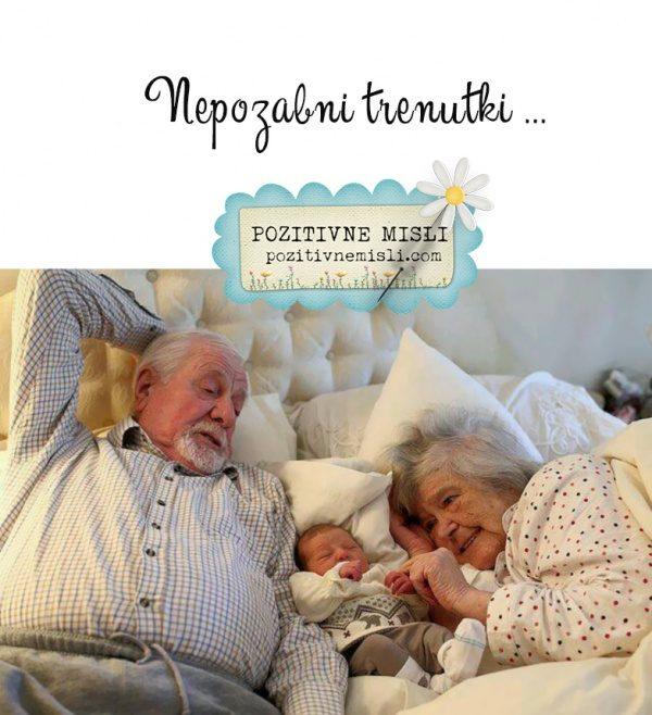 BABICA, dedek in vnuk - nepozabni trenutki