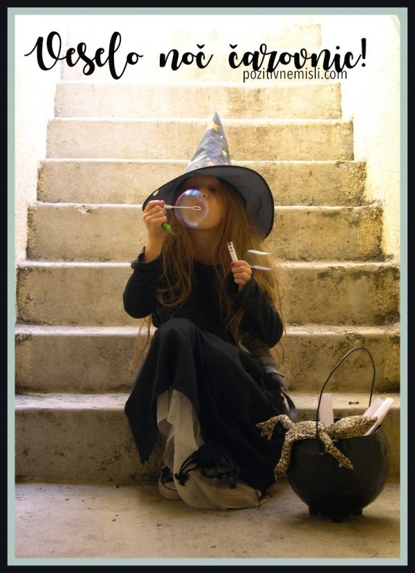 Veselo noč  čarovnic