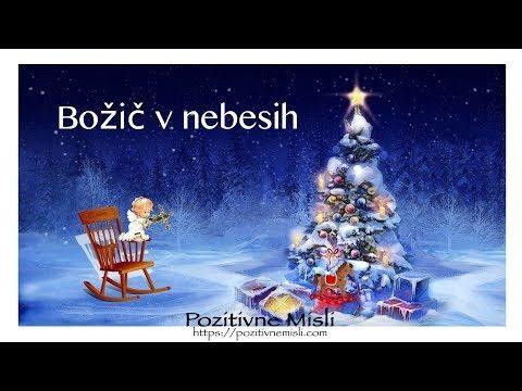 Božič v nebesih
