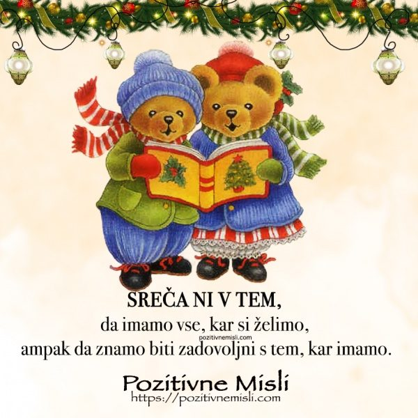 Božič prihaja