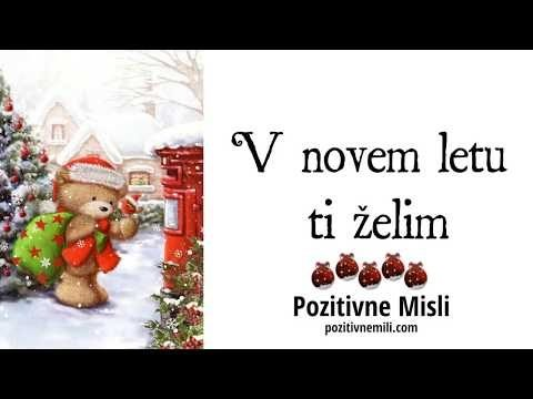 Želim TI SREČNO NOVO LETO - VIDEO