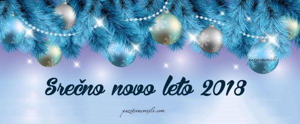 Srečno novo leto 2018