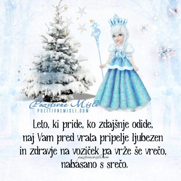 Najlepše misli za božič in novo leto