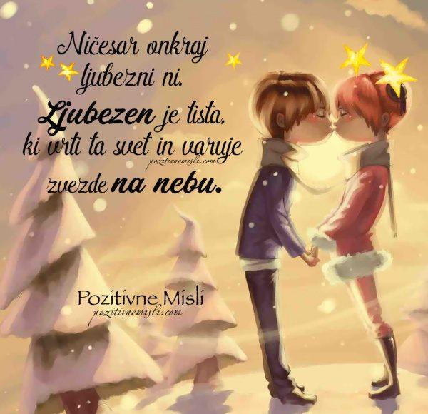 Ničesar onkraj ljubezni ni