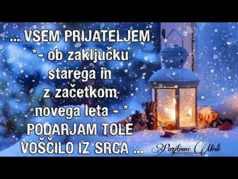SREČNO NOVO LETO - voščilo za novo leto