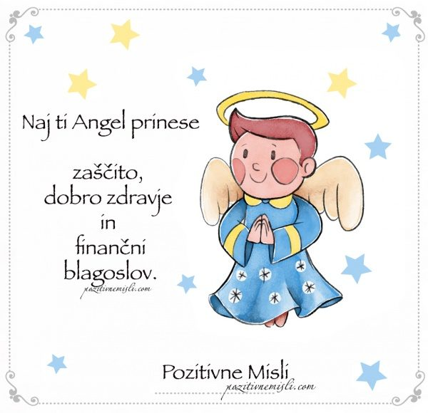 Angel za zaščito