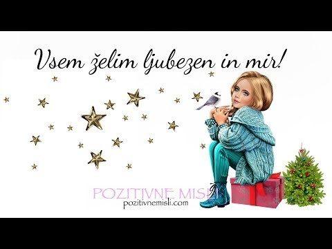 Vsem želim ljubezen in mir v novem letu