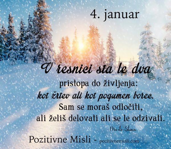 4. januar