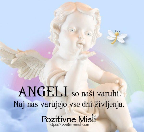 MISLI O ANGELIH