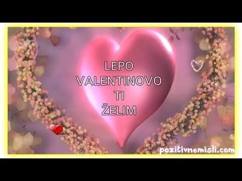 Najlepše misli za valentinovo