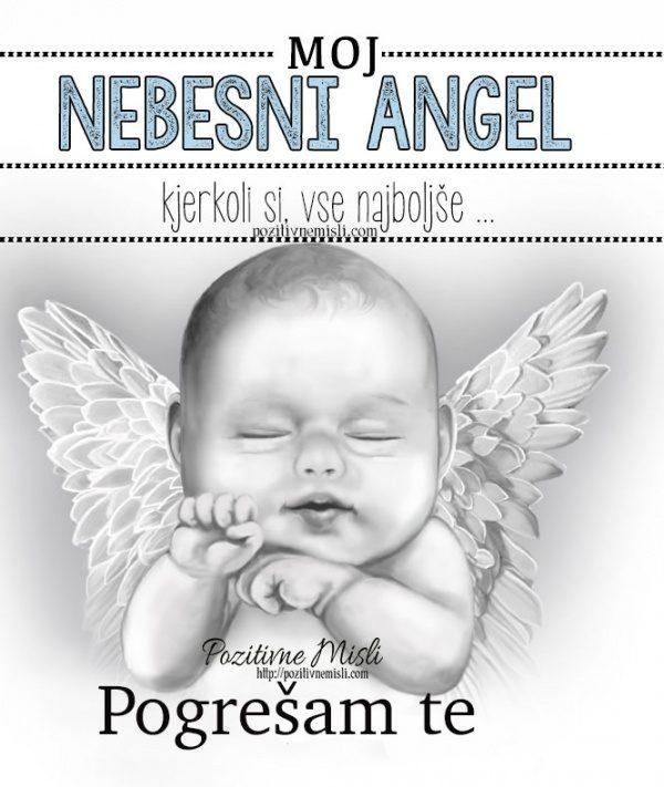 Moj nebesni angel rojstni dan