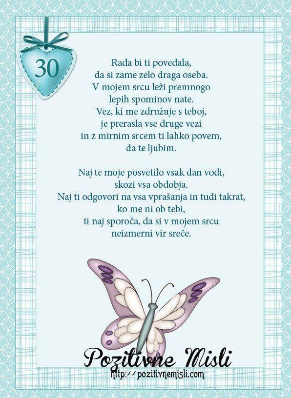 30 let rojstni dan