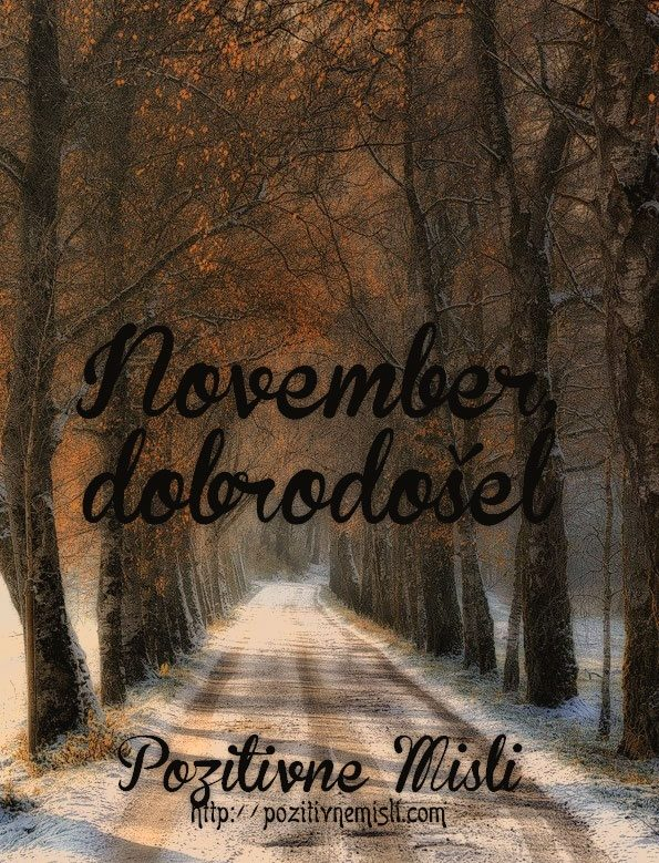 Mesec november