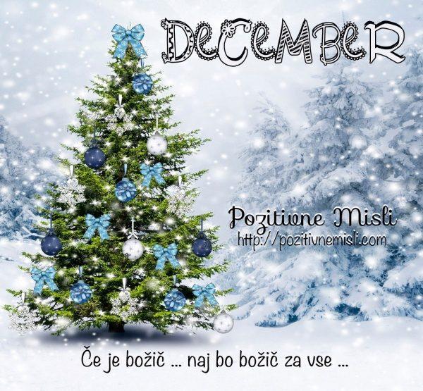 Če je božič naj bo božič za vse