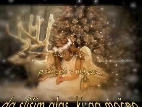 Za božič si želim ... poklicati v nebesa