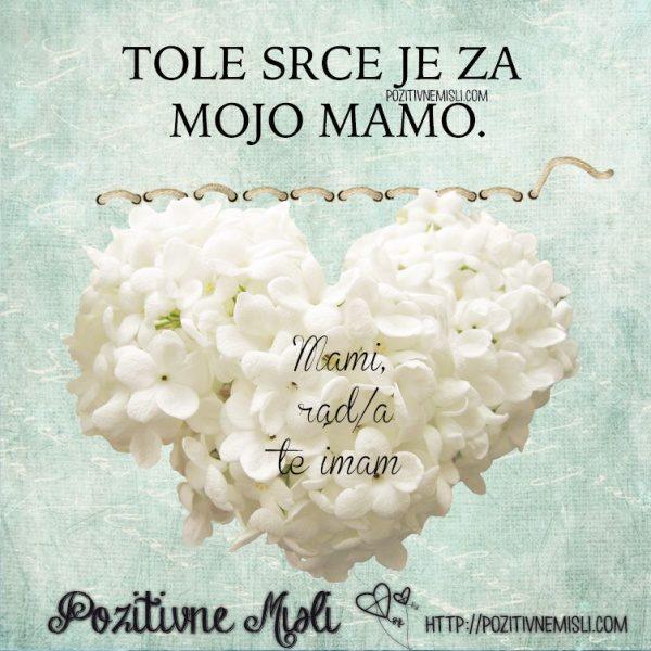 Mama rada te imam