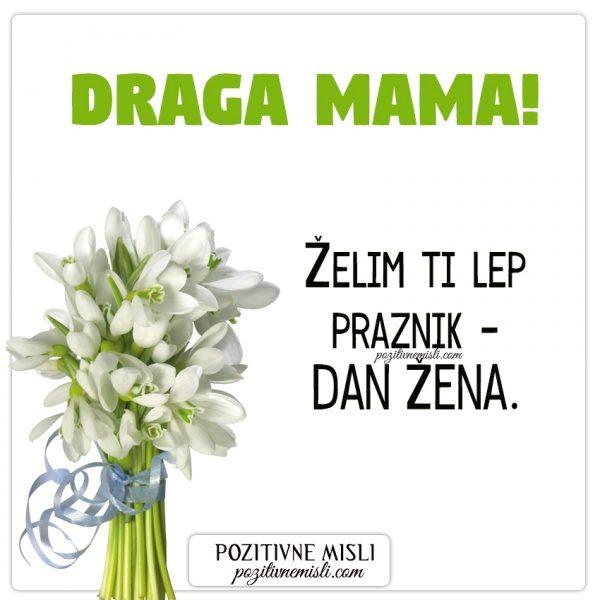 MAMA - voščilo za 8. marec
