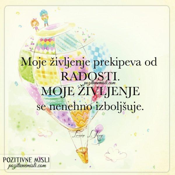 Louise L. Hay - Moje življenje ...