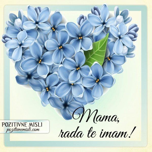 MAMA, rada te imam