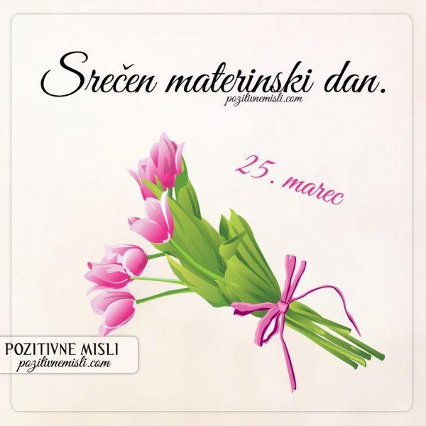 Srečen Materinski dan