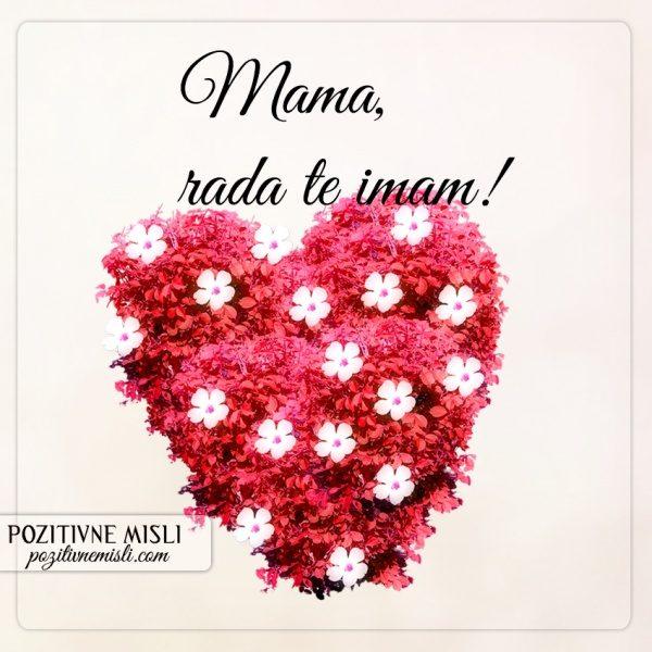 VERZI- Materinski dan - MAMA rada te imam