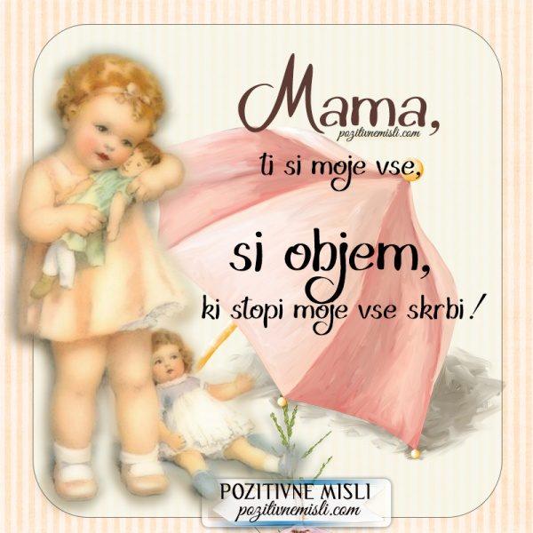 VERZI O MAMI - Mama