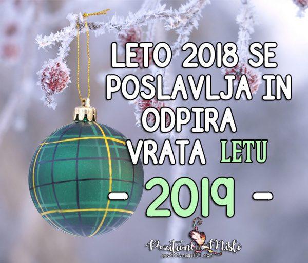 Leto 2018 se poslavlja