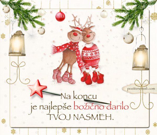 Čarobni božič - Na koncu  ...