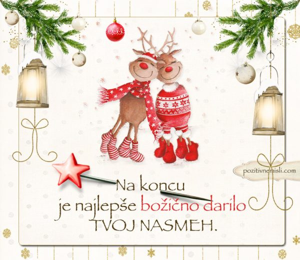 Čarobni božič - Na koncu je najlepše darilo