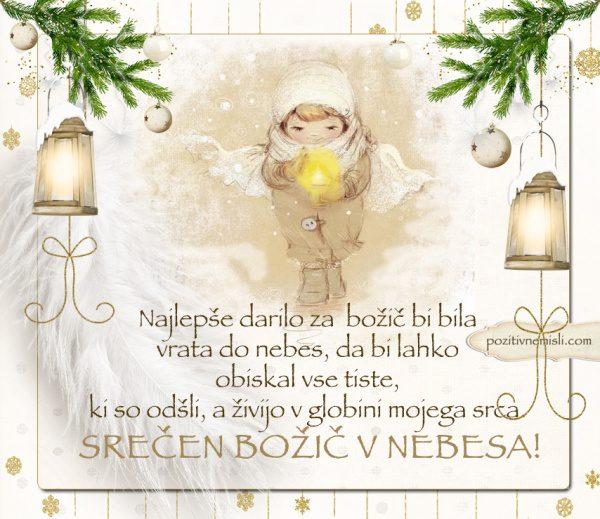 ČAROBNI BOŽIČ - Najlepše darilo za ta božič