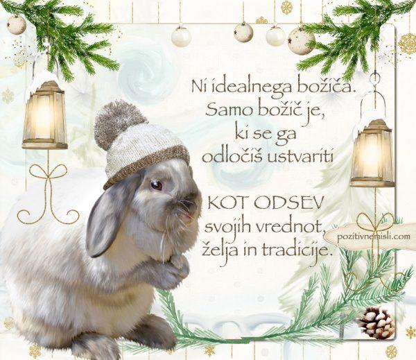 ČAROBNI BOŽIČ - Ni idealnega božiča