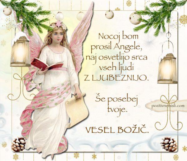 ČAROBNI BOŽIČ  -  božični večer