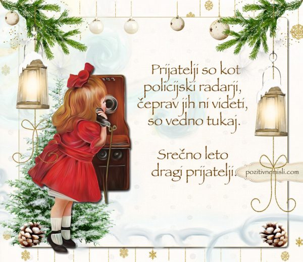 Čarobni božič - Prijatelji so kot radarji