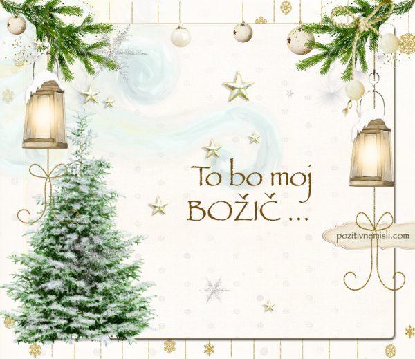 To bo moj božič