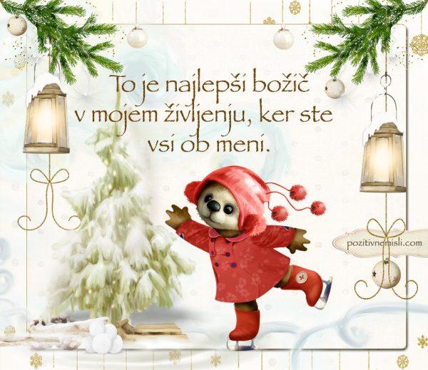 ČAROBNI BOŽIČ - To je najlepši božič